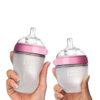 8折Comotomo 婴幼儿奶瓶、奶嘴特卖,妈妈乳感超真实