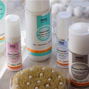 2件7.5折Mio Skincare官网 精选孕妇、女性身体护理产品热卖