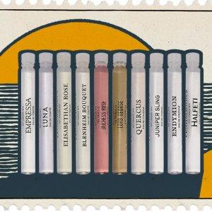 仅需€23收10支经典香补货:Penhaligon's  Scent Library入坑套盒回归  每支都好闻比代购价更低