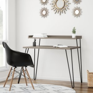 Up to 70% off + Extra 20% off Select Desks & Computer Tables on Sale @ Overstock