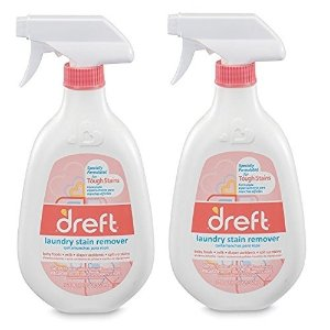 Dreft衣物去渍清洁喷雾2瓶装