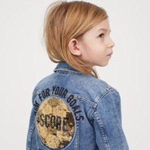 20% Off on $60H&M Kids Items Sale