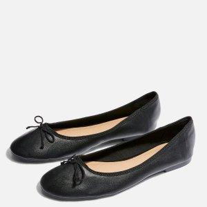 TopshopRepetto平价替代款芭蕾舞鞋