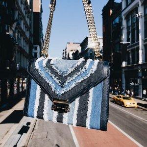40% Off+Extra 25% OffMICHAEL Michael Kors Handbags @ Bloomingdales