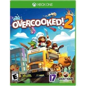 $20.77 (原价39.99)《分手厨房2》Xbox One 实体游戏