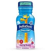 PediaSure Grow & Gain 浆果营养奶 8oz,24瓶