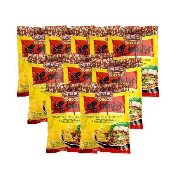 螺霸王 柳州螺蛳粉 袋装 280g X 10