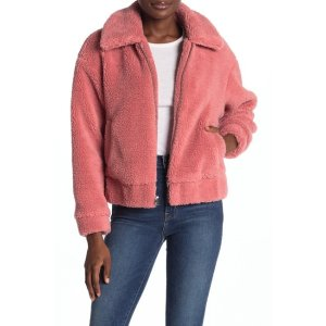 Lucky BrandFaux Shearling Jacket