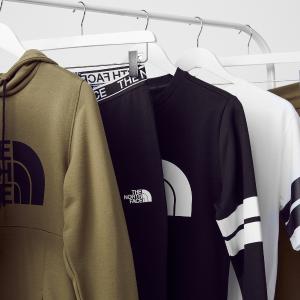 低至4.5折 热销款都参加即将截止:The North Face 女款羽绒服,冲锋衣,抓绒衣等促销