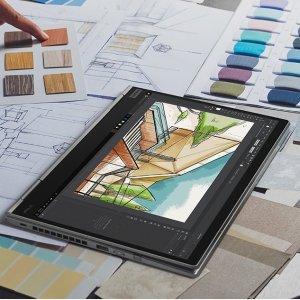 $1299.99(原价$2409)联想 ThinkPad X1 Yoga Gen 4 翻转本 4折
