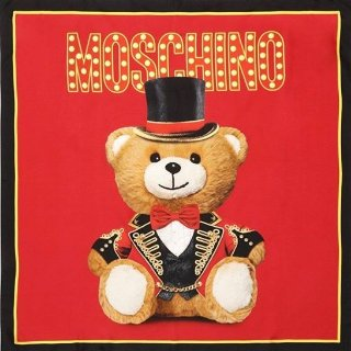 全价8.5折 收最新款小熊TMoschino 折扣来袭 镭射、哥特式、马赛克风 你爱的小熊这里都有