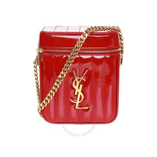 Vicky 盒子链条包