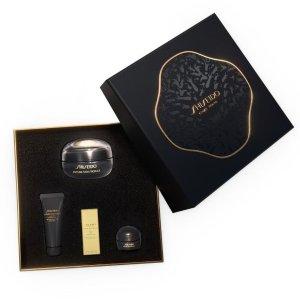 Shiseido时光琉璃眼霜礼盒