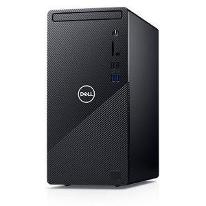 $585 全新设计+Win10 ProInspiron 3880 台式机 (i5-10400 12GB, 256GB+1TB)