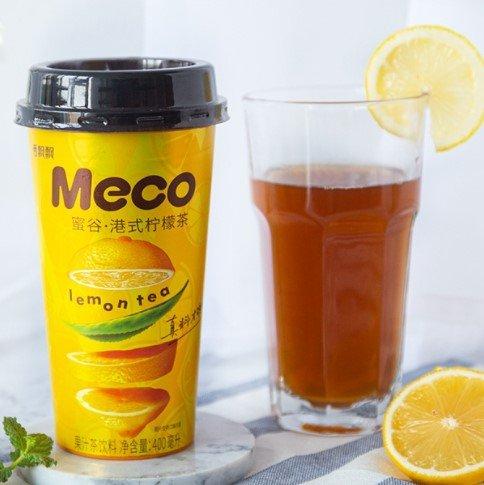 香飘飘 MECO 柠檬茶 400ml