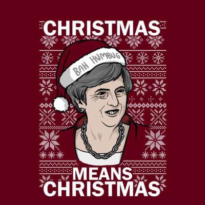 £14.99包邮收川普圣诞毛衣