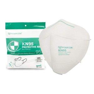 CDC  KN95 口罩 60只