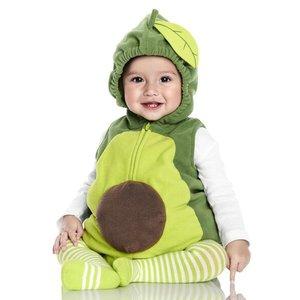 全场7折 收万圣节萌娃限今天:Carter's 宝宝创意摄影服  怪兽拖鞋 解锁cos新造型