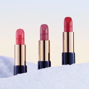 15% Off + Up to 13 Free GiftsDealmoon Exclusive: Lancome L'Absolu Rouge Ruby Cream