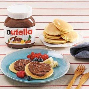 6.9折起 少糖杏酱€1.38经典吐司抹酱合集 Nutella、SKIPPY四季宝花生酱、果酱等都有