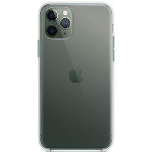 现价€37.47(原价€45)Apple 官方 iPhone 11 Pro 透明手机保护壳 官方控必备
