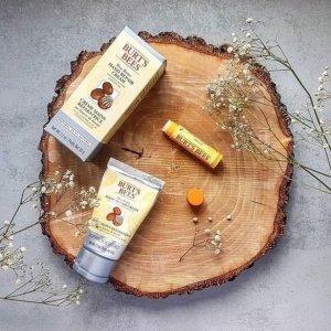护肤8.5折小蜜蜂护唇膏£3/支Burt's Bees 英伦小蜜蜂护肤热卖 成分天然又平价