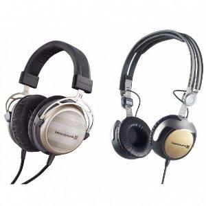 beyerdynamic T1 2nd + DT1350 Headphone bundle