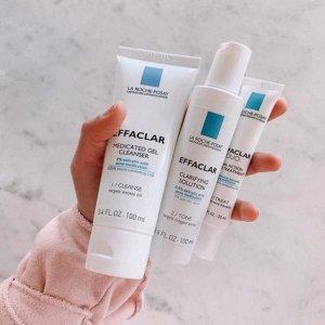 20% Off $50La Roche-Posay Skincare Products Flash Sale