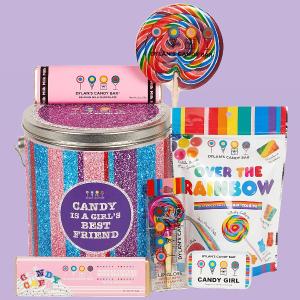 全场7折 收甜蜜巧克力礼盒独家:Dylan's Candy Bar 高颜值糖果礼盒优惠热卖