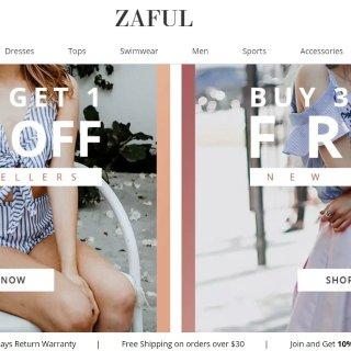 穿着ZAFUL去旅行   ZAFUL时尚服饰测评