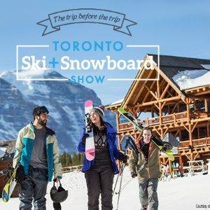 10月25日-28日多伦多滑雪展即将开幕!入手滑雪装备好时机