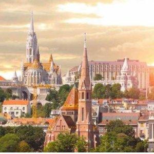 48折 超值人均£69起迷人的布达佩斯自由行 体验波西米亚风情