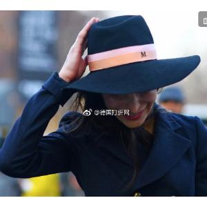 冬季搭配呢大衣的绝佳伴侣Chanel 旗下 来自法国的帽子手工坊 Maison Michel 6折到手