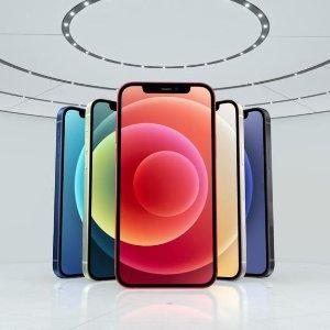 最高立减€170 低至€825起Apple iPhone12 热促  拥有和Pro一样的屏幕与处理器 超高性价比