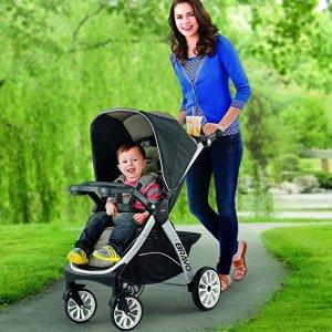 低至$59.99+无税 新品加入上新:Maxi Cosi,Graco,Britax 等品牌童车、安全座椅黑五热卖