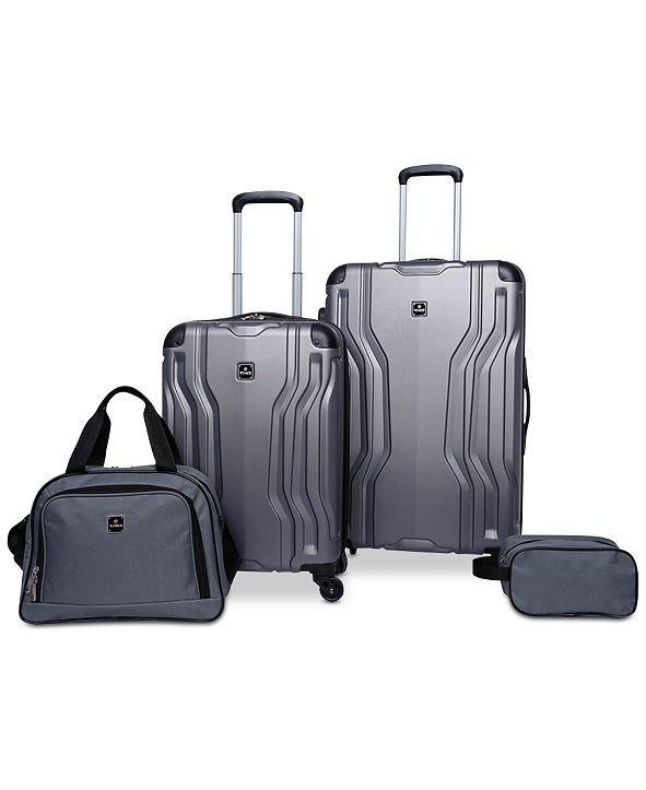 行李箱4件套