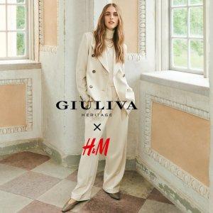 €19.99起 多国已断货H&M x Giuliva Heritage 联名开售 分分钟断货别犹豫
