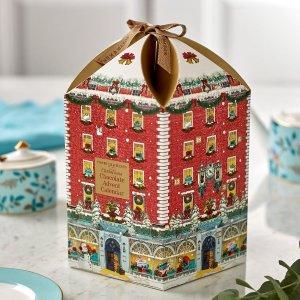 高颜值圣诞礼物 低至£8英国2021圣诞日历 巧克力 甜蜜来袭︱购买推荐汇总