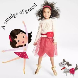 Limited Edition LooksJuno Valentine and the Magical Shoes New Look @ Janie And Jack