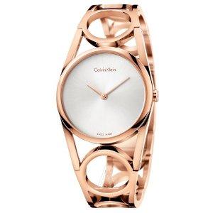 Calvin KleinRound Women's Watch