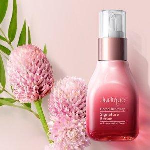 7折 + 免税独家:Jurlique 精选护肤品热卖 收玫瑰喷雾、护手霜3件套