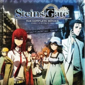 Steins; Gate $19.99Amazon Anime Sale