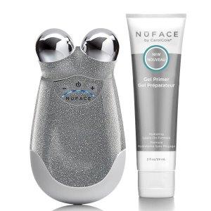 NuFaceTrinity灰色美容仪套装