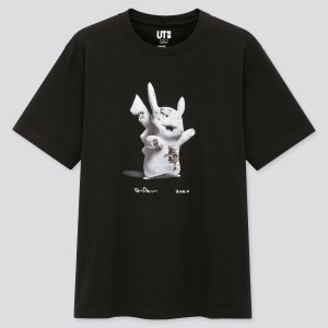 Uniqlo买2送1皮卡丘 T恤