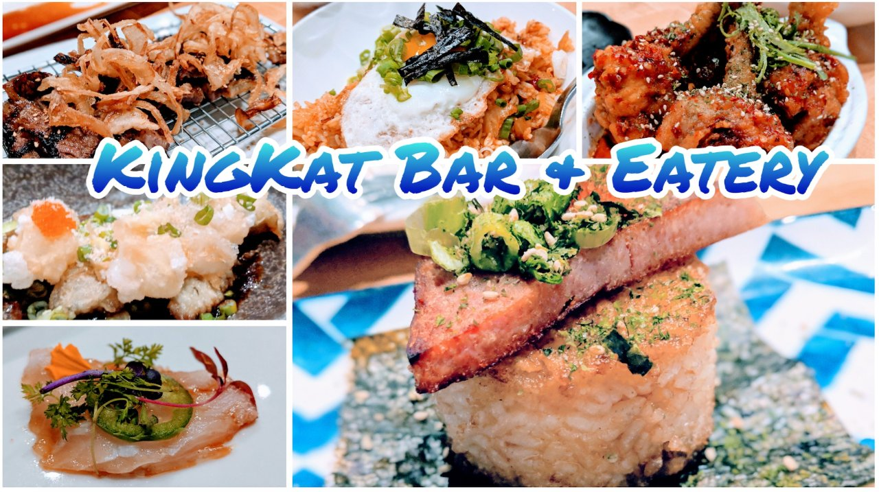 北加湾区吃喝玩乐 日韩居酒屋料理推荐KingKat Bar&Eatery