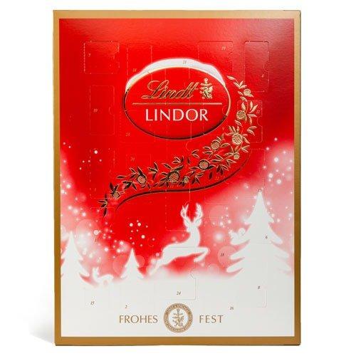 巧克力圣诞日历 24颗装