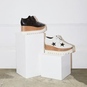 低至3折 Stella厚底鞋$319YOOX.COM 精选大牌热卖 RV方扣鞋$274
