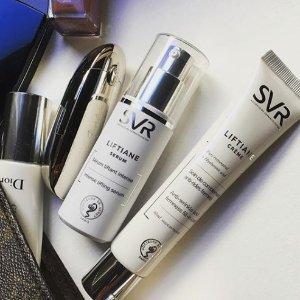 全场7.5折 白菜价良心药妆法国小众药妆SVR大促 告别鸡皮肤、美白淡斑小能手