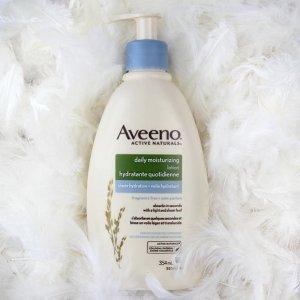 8折Aveeno 全场特惠 收宝宝湿疹霜、燕麦保湿系列