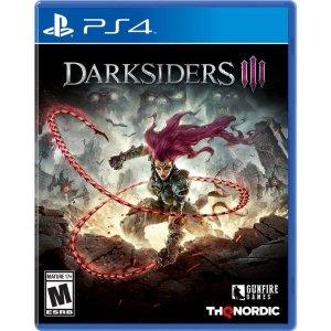 黑暗血统3 PS4 实体版